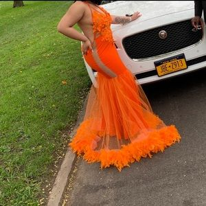 Dresses & Skirts - Prom dress Custom made